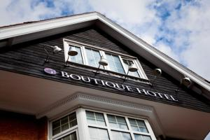 G Boutique Hotel in Portsmouth, Hampshire, England