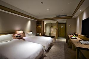 Hotel Royal Chihpin, Hotely  Wenquan - big - 15
