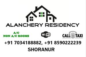 Alanchery Residency, Apartments  Shoranūr - big - 36