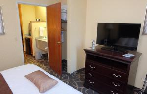 King Suite with Sofa Bed - Diability Access/Non-Smoking