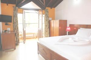 Silver Sands Sunshine - Angaara, Hotels  Candolim - big - 17