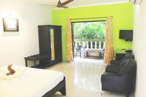 Silver Sands Sunshine - Angaara, Hotels  Candolim - big - 21