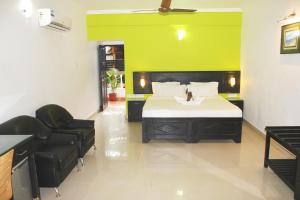 Silver Sands Sunshine - Angaara, Hotels  Candolim - big - 22