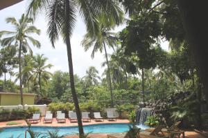 Silver Sands Sunshine - Angaara, Hotels  Candolim - big - 24