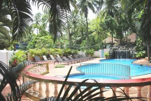 Silver Sands Sunshine - Angaara, Hotels  Candolim - big - 25