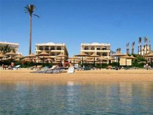 Palm Beach Piazza, Apartments  Hurghada - big - 13
