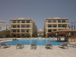 Palm Beach Piazza, Apartments  Hurghada - big - 9
