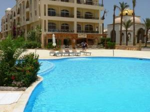 Palm Beach Piazza, Apartments  Hurghada - big - 8
