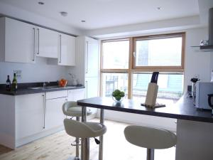 River Side Apartments in London, Greater London, England