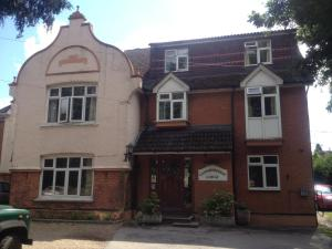 Gainsborough Lodge in Horley, Surrey, England