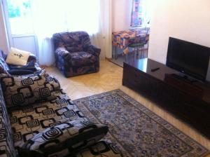 Apartment on Krymskay Val 6, Apartments  Moscow - big - 11