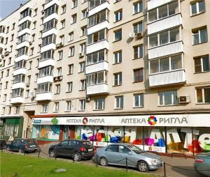 Apartment on Krymskay Val 6, Apartments  Moscow - big - 4