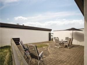 Two-Bedroom Holiday Home in Pandrup, Nyaralók  Rødhus - big - 19