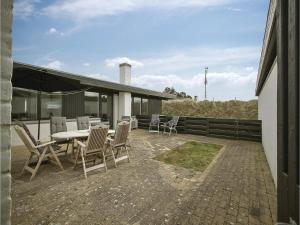 Two-Bedroom Holiday Home in Pandrup, Nyaralók  Rødhus - big - 17