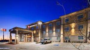 Best Western Plus Lonestar Inn & Suites, Hotely  Colorado City - big - 14