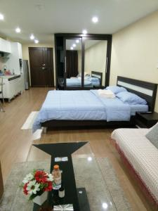 Chaing Mai Apartment by Xiang Lan Ying, Apartmanok  Csiangmaj - big - 3