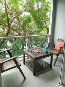 Chaing Mai Apartment by Xiang Lan Ying, Apartmanok  Csiangmaj - big - 7