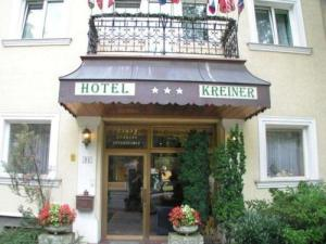 Hotel in Vienna, Austria - Hotel Kreiner. Click for more information and booking accommodation