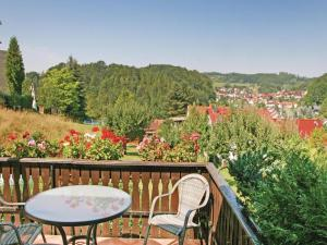 One-Bedroom Holiday home Brotterode-Trusetal with Mountain View