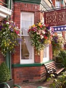 Bootham City Centre Guest House in York, North Yorkshire, England