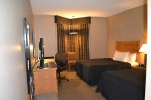 Executive Queen Room with Two Queen Beds
