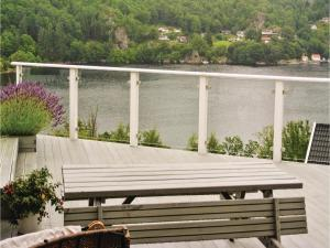 Four-Bedroom Holiday Home in Farsund, Holiday homes  Farsund - big - 15