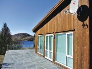 Four-Bedroom Holiday home Farsund with Sea View 09, Dovolenkové domy  Farsund - big - 3
