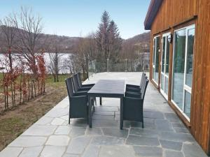 Four-Bedroom Holiday home Farsund with Sea View 09, Dovolenkové domy  Farsund - big - 15