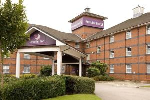 Premier Inn Derby East in Derby, Derbyshire, England