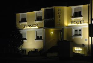 Hotelbild Pension Weber