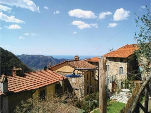 Three-Bedroom Holiday home Metato Camaiore LU with Sea View 02, Prázdninové domy  Casoli - big - 21