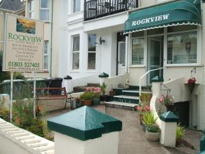 Rockview Guesthouse in Paignton, Devon, England