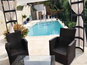 Holiday home Av des Caroubiers, Case vacanze  Beaulieu-sur-Mer - big - 28