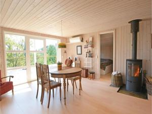 Studio Holiday Home in Ebeltoft, Holiday homes  Ebeltoft - big - 3