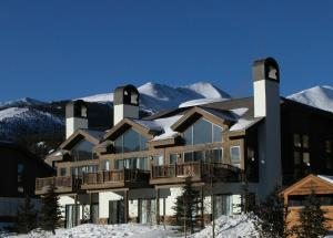 One Breckenridge Place Townhomes by Great Western Lodging Breckenridge