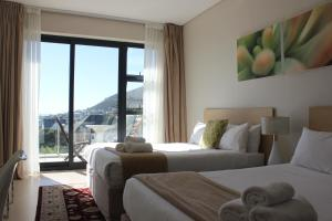 Deluxe Twin Room with Sea View
