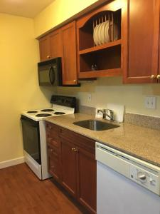 Deluxe King Suite with Kitchenette - Non-Smoking
