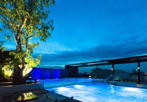 PM Residence, Hotel  Hat Yai - big - 5