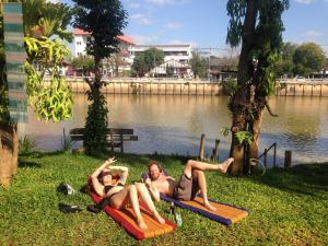 Ban Narai River Guesthouse, Bed & Breakfast  Chiang Mai - big - 25