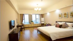 Xinlong Holiday Inn University of Petroleum, Hotel  Huangdao - big - 16