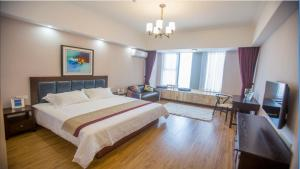 Xinlong Holiday Inn University of Petroleum, Hotel  Huangdao - big - 32