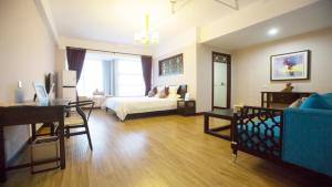Xinlong Holiday Inn University of Petroleum, Hotel  Huangdao - big - 29