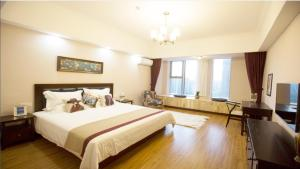 Xinlong Holiday Inn University of Petroleum, Hotel  Huangdao - big - 22