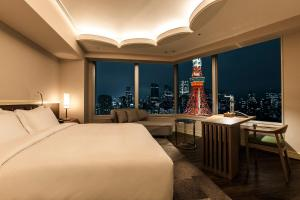 Premium Floor Corner King Room with Tokyo Tower View - Non-Smoking