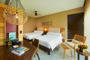 Andaz Double room with Two Double Beds