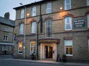 The Royal Station Hotel, Отели  Carnforth - big - 35