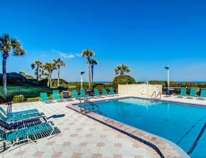 B117 Surf & Raquet Club, Apartmány  Amelia Island - big - 14