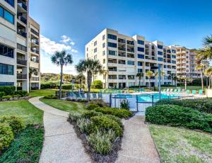 B117 Surf & Raquet Club, Apartmány  Amelia Island - big - 6
