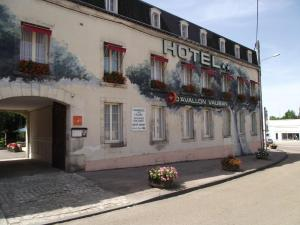 Hotel Avallon Vauban Avallon