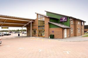 Premier Inn Hinckley in Hinckley, Leicestershire, England